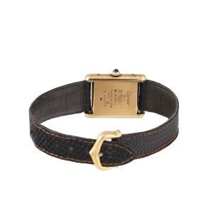 Cartier Muste De Cartier Tank Argent 31 mm Mens Watch