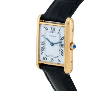 Cartier Tank 30mm Womens Watch