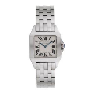 Cartier Santos Demoiselle W25065Z5 Stainless Steel 26mm Unisex Watch