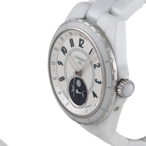Chanel J12 Moon Phase H3404 38mm Womens Watch
