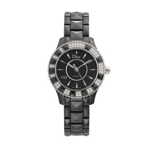Christian Dior VIII CD1235E0C001 33mm Womens Watch