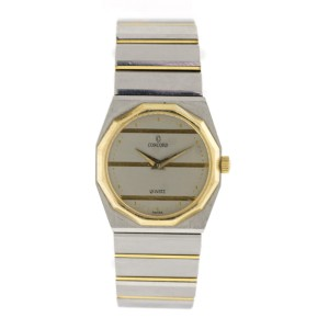 Concord Mariner Two Tone Quartz Womens Watch