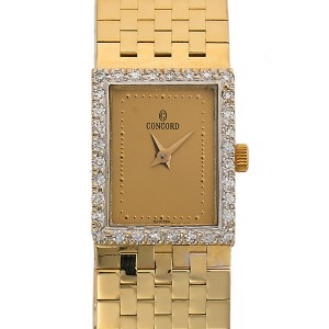 Concord C100 15mm Womens Watch