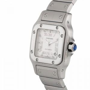 Cartier Santos Galbee W20044D6 24mm Womens Watch