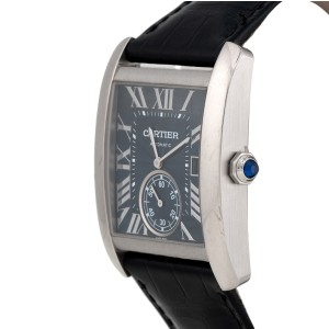 Cartier Tank MC W5330003 44mm Mens Watch