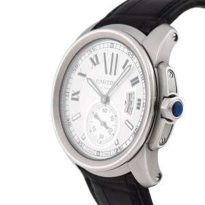 Cartier Calibre W7100037 42mm Mens Watch
