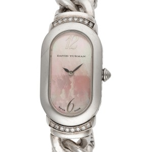 David Yurman Madison T408MSS 41mm Womens Watch