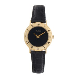 7eb1dd1bf Gucci Gold Plated 3000.2.L 26mm Womens Watch