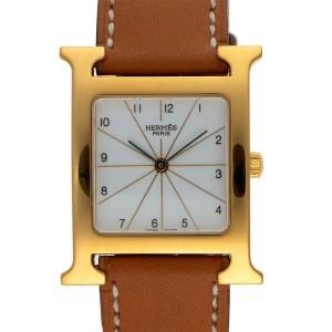 Hermes H Watch HH1.501 35mm Womens Watch