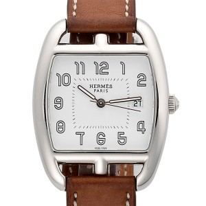 Hermes Cape Cod Grand Modele CT1.710 33.5mm Womens Watch