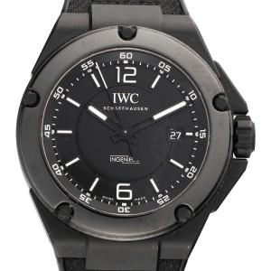 IWC IW322503 Automatic AMG Black Ceramic 46mm Mens Watch
