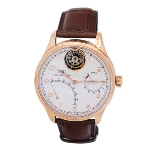 IWC Portugieser Tourbillon Mystere IW504402 44mm Mens Watch