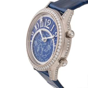 Jaeger-LeCoultre Rendez-Vous Celestial Q3483590 White Gold 37.5mm Womens Watch