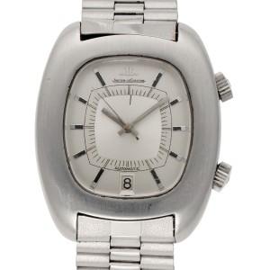 Jaeger-LeCoultre Vintage Memovox Alarm 45mm Mens Watch