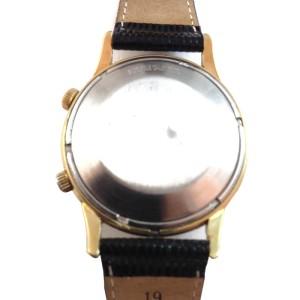 Vintage Jaeger-Lecoultre Alarm Watch