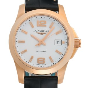 Longines Conquest L3.276.8.16.3 29.5mm Womens Watch