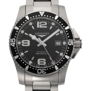 Longines Hydroconquest L3.642.4.56.6 41mm Mens Watch