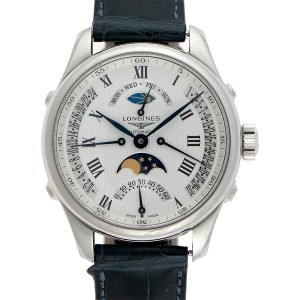 Longines Master Collection L2.738.4 41mm Mens Watch