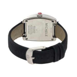 Michele Mini Urban Steel Womens Watch