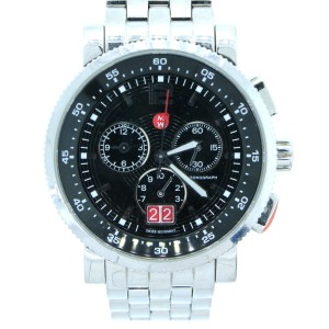 Michele Sport Sail Quartz Chronograph