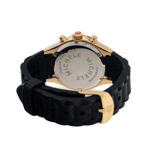 Michele Tahitian Chronograph MWW12D000012 35mm Womens Watch