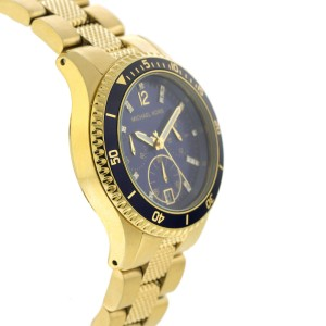 Michael Kors MK-5447 Gold Tone Mens Watch