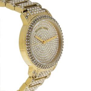 Michael Kors Mk5061 Gold Tone Swarovski Crystal 38mm Watch