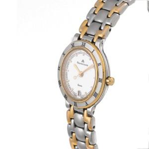 Maurice Lacroix Two-Tone Quartz 27mm Womens Watch