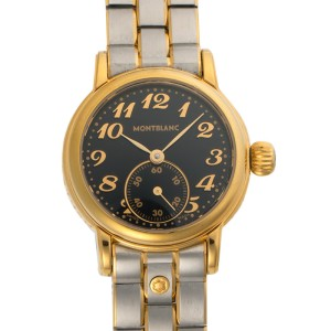 Montblanc Meisterstuck 7015 23mm Womens Watch