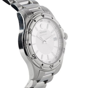 Movado Series 800 Stainless Steel Watch