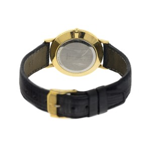 Movado Museum Gold Tone Womens Watch