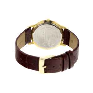 Movado Museum Gold Tone Watch