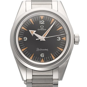 Omega Railmaster 220.10.38.20.01.002 38mm Mens Limited Edition Watch