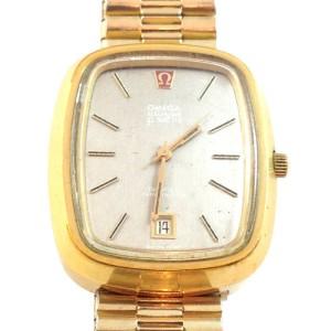 Vintage Omega Electronic F300 HZ Deville Chronometer 36mm Watch