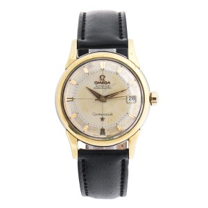 Omega Automatic Constellation Beige Dial