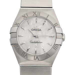 Omega Constellation 123.10.24.60.05.001 24mm Womens Watch