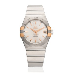 Omega Constellation 123.20.38.21.02.004 38mm Mens Watch