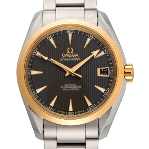 Omega Seamaster Aqua Terra 231.20.39.21.06.004 39mm Mens Watch