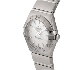 Omega Constellation 123.10.24.60.05.001 24mm Womens Watch