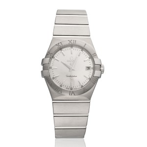 Omega Constellation 123.10.35.60.02.001 35mm Mens Watch