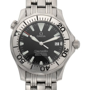 Omega Seamaster Steel Midsize 300M 2562.80.00 36mm Unisex Watch