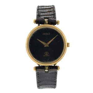 Gucci Gold Plated Vintage Watch