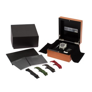 Panerai PAM112 Stainless Steel Mens 44mm Watch