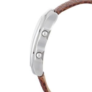 Phillip Stein Teslar Stainless Steel Quartz 28mm Womens Watch