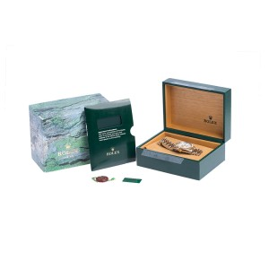 Rolex DateJust Two Tone ThunderBird Bezel Model #16263
