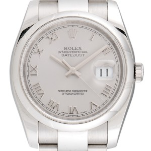 Rolex Datejust 116200 Stainless Steel 36mm Watch