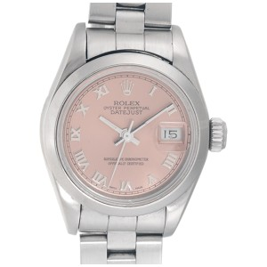 Rolex Datejust 69160 Stainless Steel Automatic 26mm Womens Watch