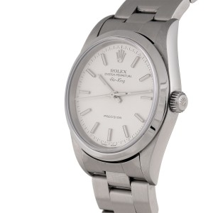 Rolex Air King 14000 34mm Mens Watch