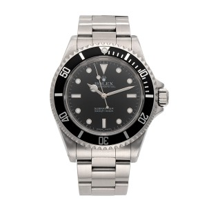 Rolex Submariner 14060M 40mm Stainless Steel Mens Watch