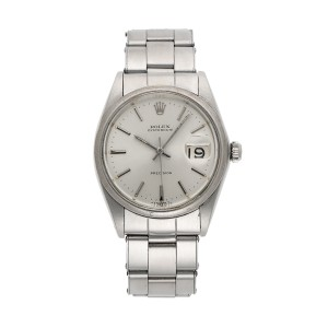 Rolex Oysterdate Precision 6694 34mm Unisex Watch